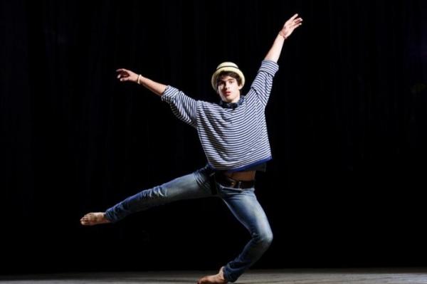 Сексуальний танець для хлопця