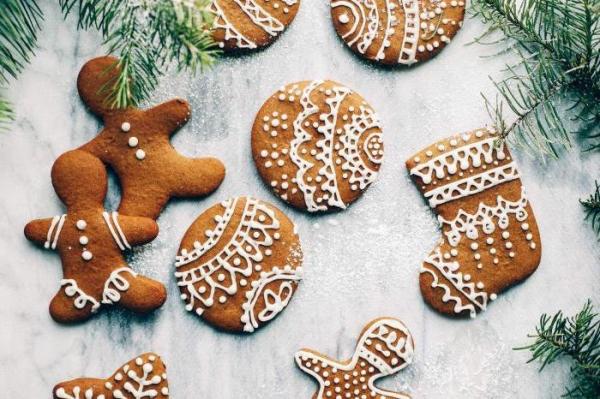 рецепт домашніх шоколадних пряників